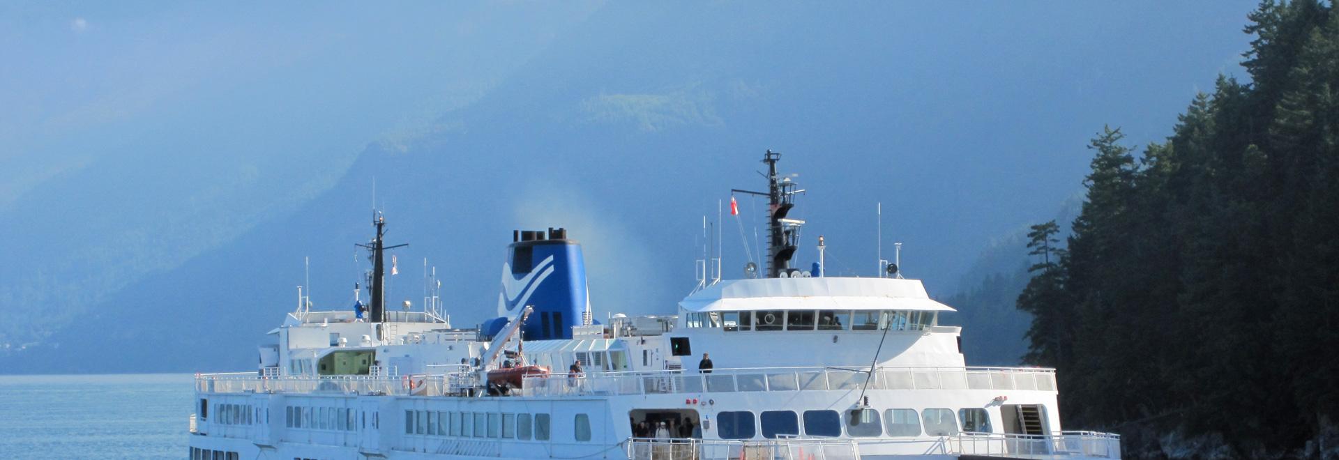U.S. Tax Victoria - BC Ferries